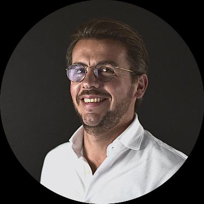 Portret Henk Bronkhorst Welson